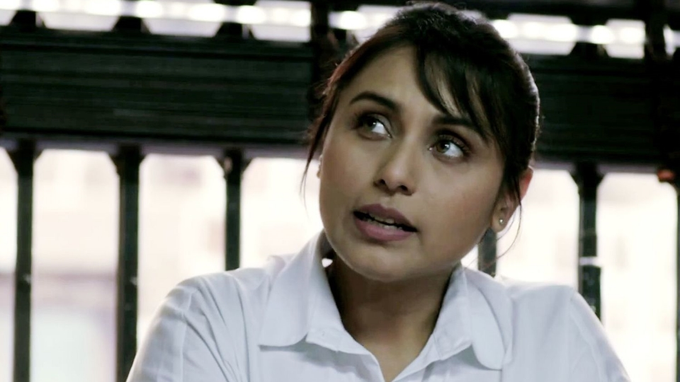 Rani packed quite a punch in Mardaani