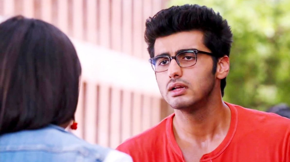 Arjun was earnestness personified in 2 States