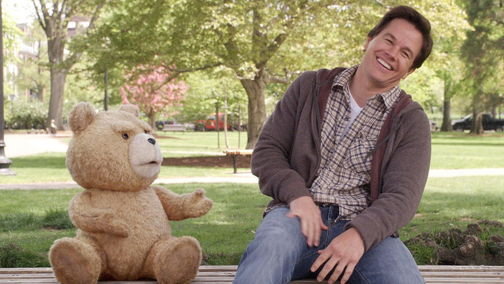 There's #NoFilter in Ted 2
