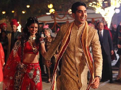 Dev Patel and Tina Desai are charming in  The Second Best Exotic Marigold Hotel