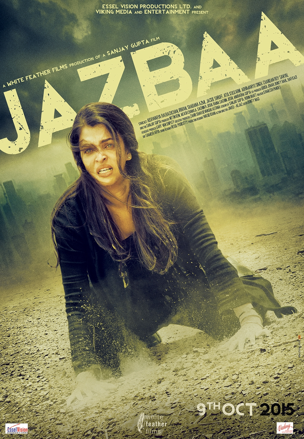 Ash in Jazbaa