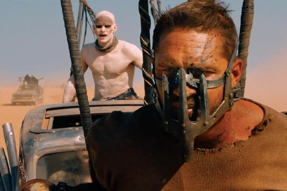 Hardy is solid in Fury Road