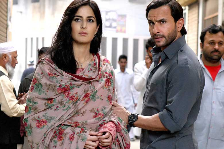 Saif-Katrina fail to impress in  Phantom
