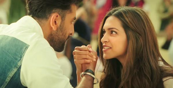 Ranbir-Deepika set the screen on fire in  Tamasha