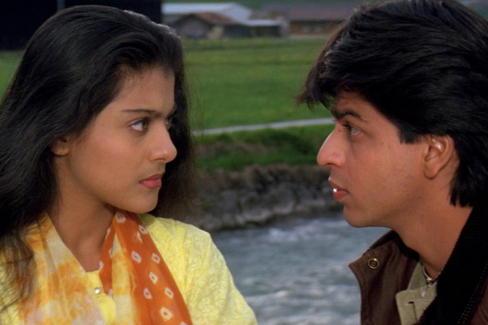 Shah Rukh Khan and Kajol had a disarming chemistry in the film