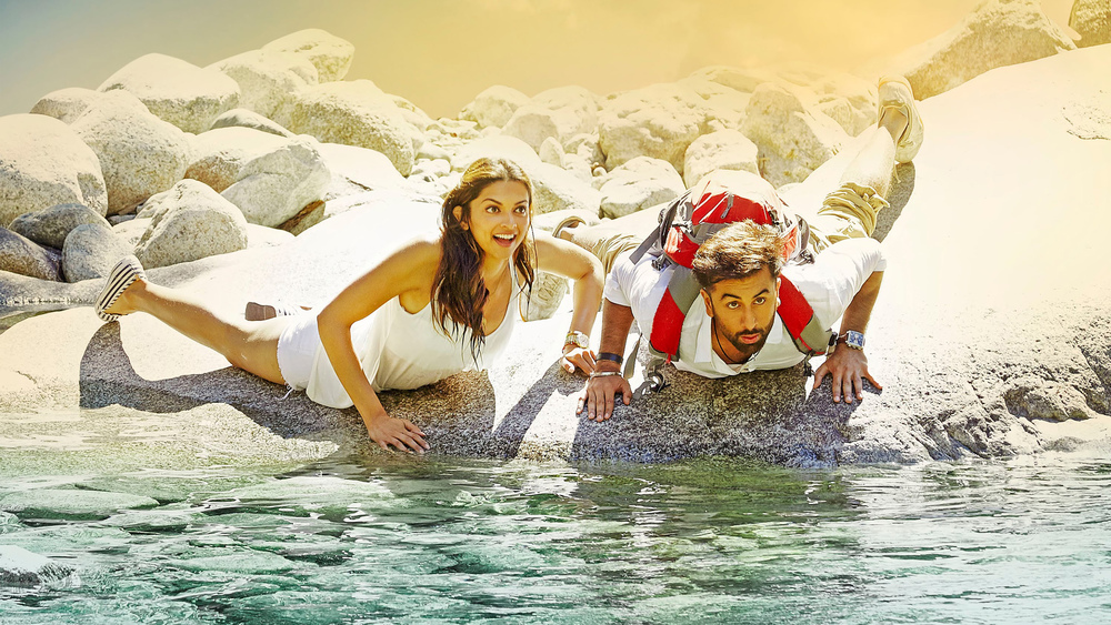 Ranbir-Deepika are simply spellbinding in  Tamasha