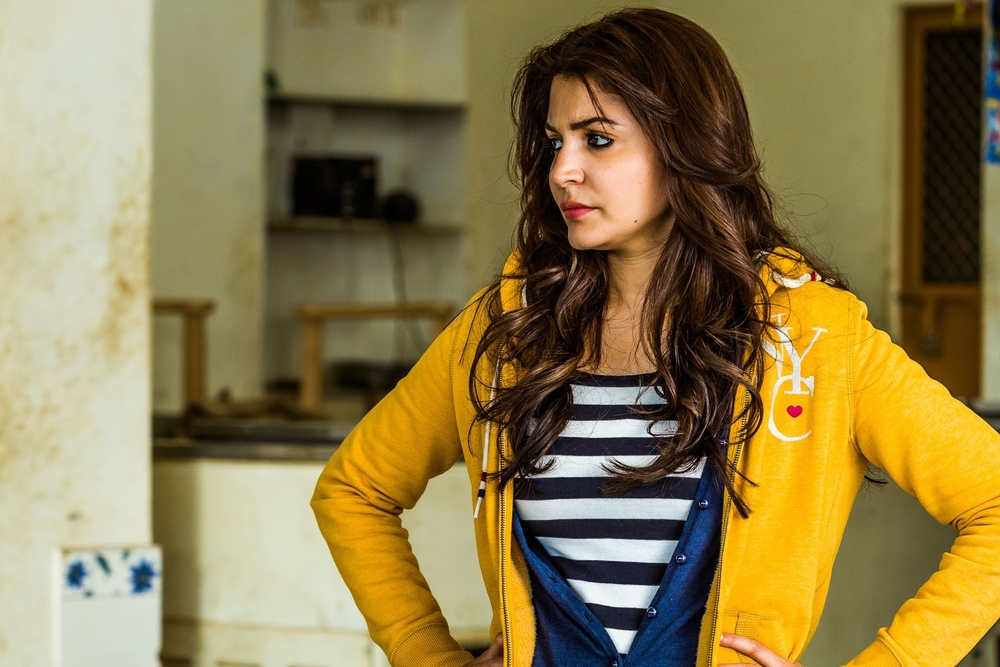 Anushka was raw and uninhibited in  NH10