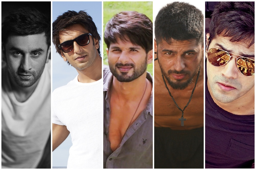 The Sexiest Bollywood Actors Of 2015 Bollybrit