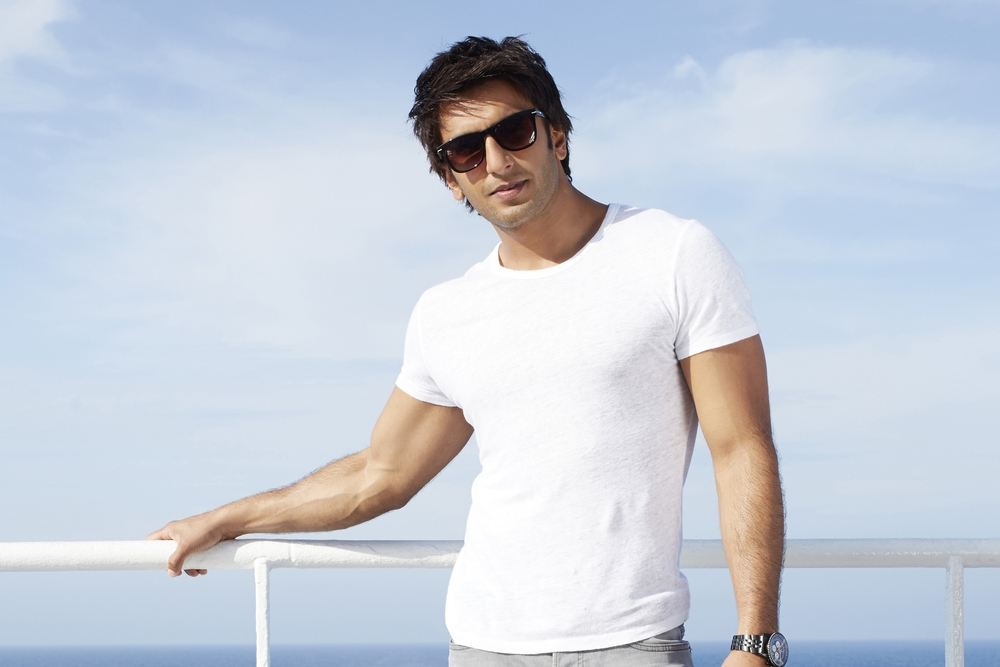 Ranveer as yuppie boy Kabir Mehra in Dil Dhadakne Do