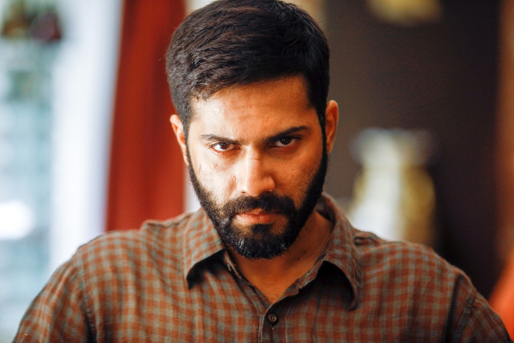 Varun was stellar in  Badlapur
