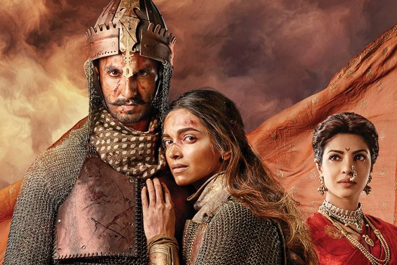 Bajirao Mastani  is a cinematic event