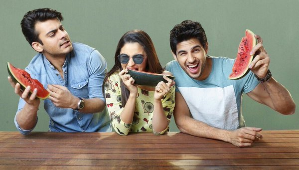 #SidFawadAlia in  Kapoor & Sons