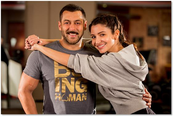 Anushkha's landed the coveted role with Salman in  Sultan