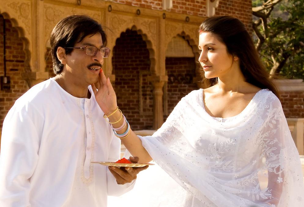 SRK-Anushka in Rab Ne Bana Di Jodi