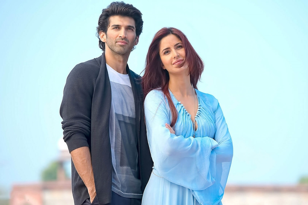 Aditya-Katrina share a delectable chemistry in the film