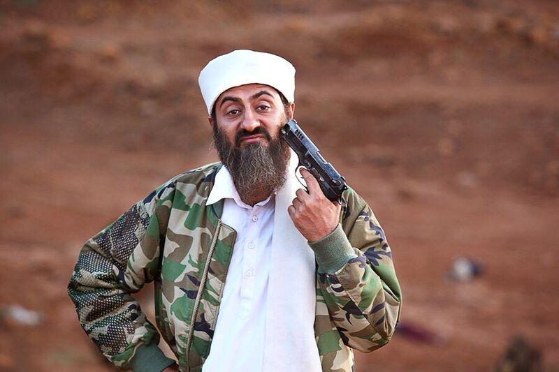 Pradhuman Singh stars as Bin Laden in this hilarious satire