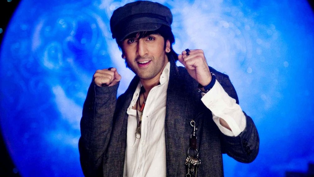 Kapoor, all doe eyed and fresh faced in Saawariya