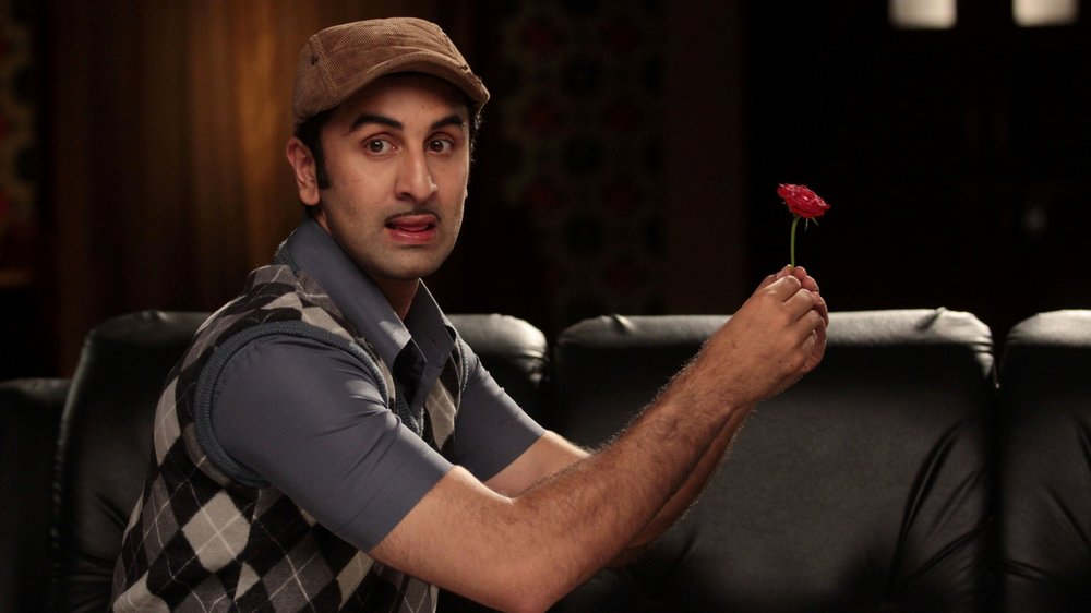 Ranbir, in the career defining Barfi!