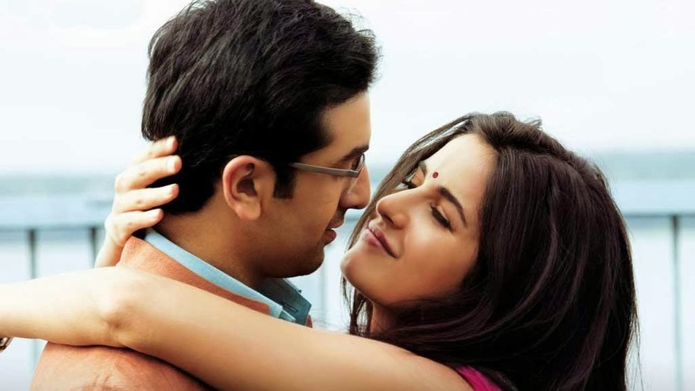 Ranbir-Katrina during happier times in Raajneeti