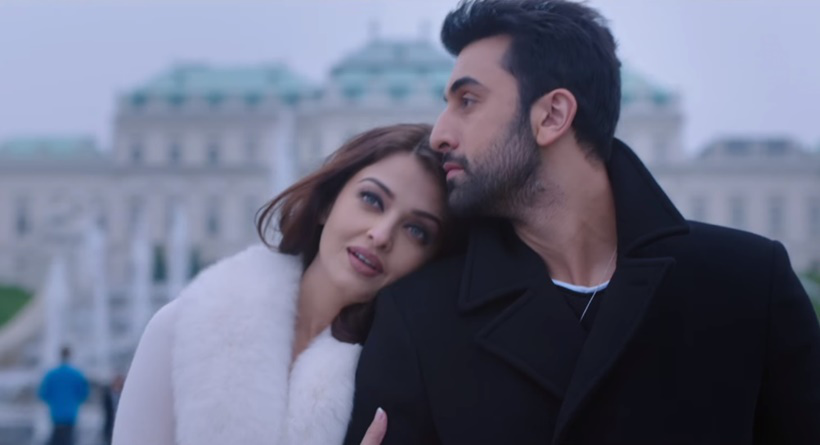 Ranbir-Aishwarya in the upcoming Ae Dil Hai Mushkil