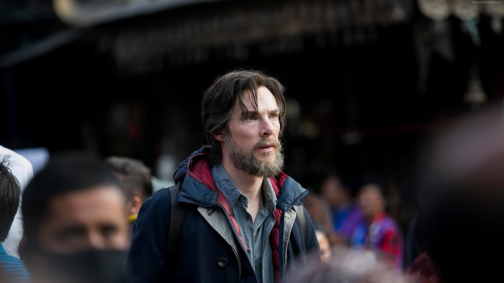 Cumberbatch is at his sardonic best in Doctor Strange