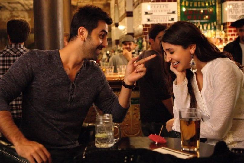 Ranbir-Anushka share a giggle in Ae Dil Hai Mushkil