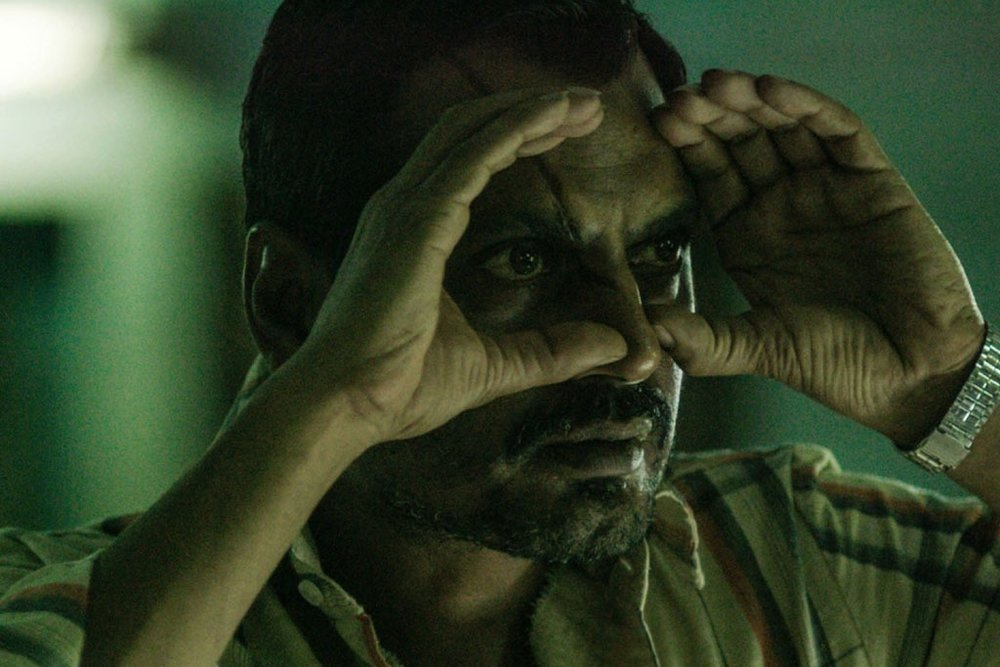 Nawazuddin is chilling in  Raman Raghav 2.0