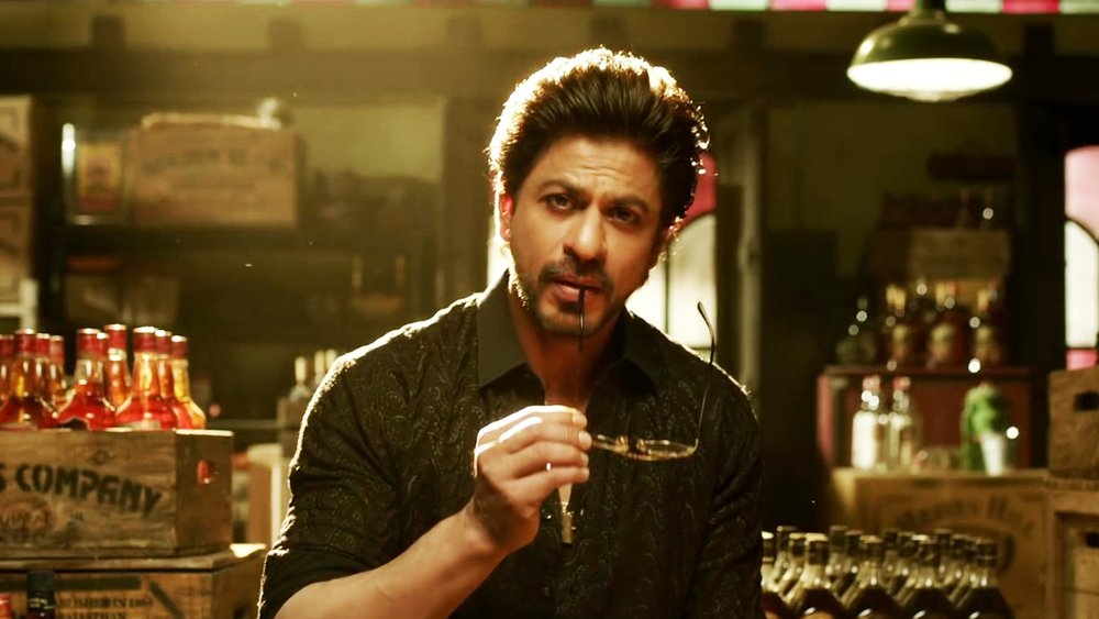 SRK is at his best in Raees