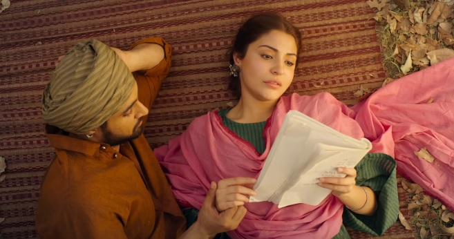 Dosanjh-Sharma's earthy chemistry lights up the film