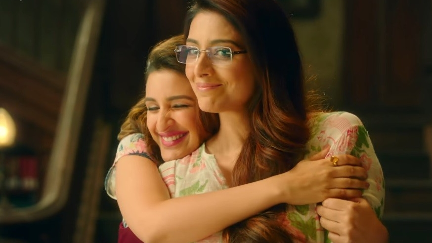 Tabu and Parineeti deliver the goods but look like they belong in a completely different film