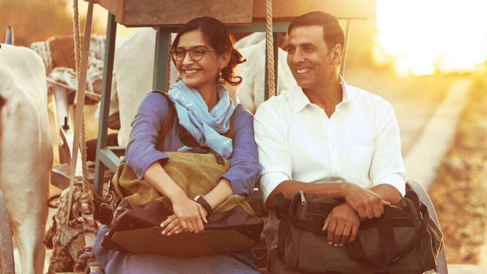 Sonam springs a surprise and makes an impact in a small part