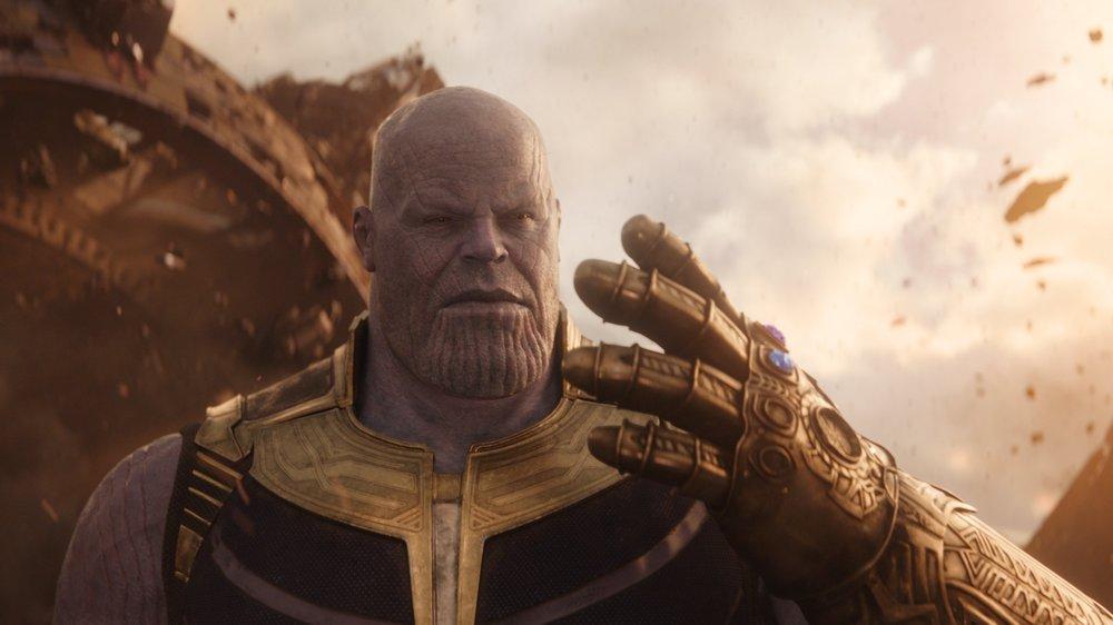 Josh Brolin's Thanos is around whom the film mainly revolves