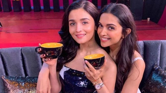 The chemistry between Alia and Deepika felt a little flat