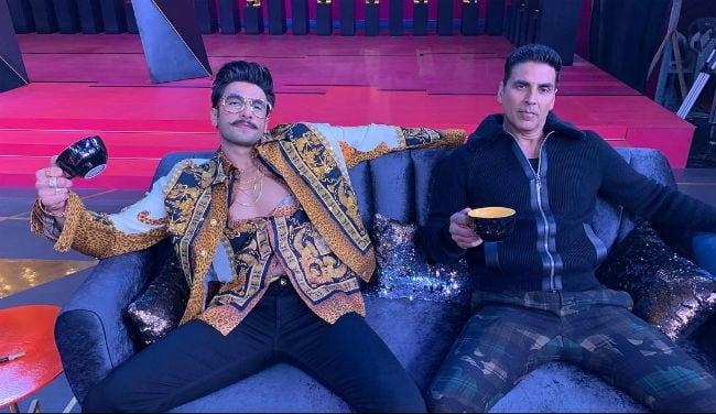 Boys just like to have fun - Ranveer Singh and Akshay Kumar on  Koffee With Karan Season 6