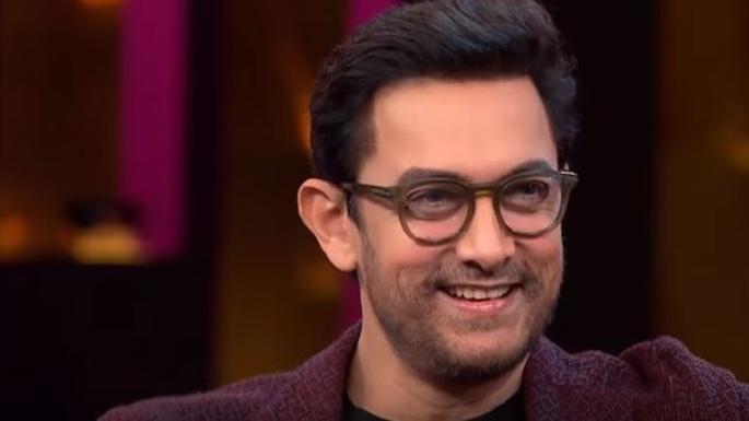 Sensitive topics were covered, and Aamir answers were mostly classy