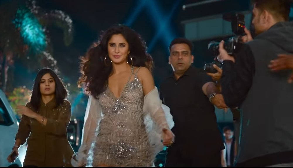 Katrina Kaif is the film's sole saving grace