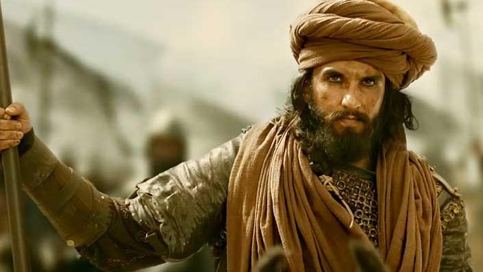 Ranveer Singh was spectacular as Alauddin Khilji in  Padmaavat