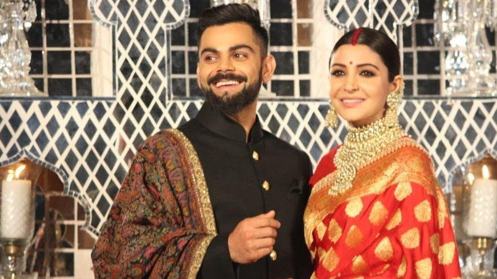 Anushka Sharma famously married Virat Kohli at the fag end of last year