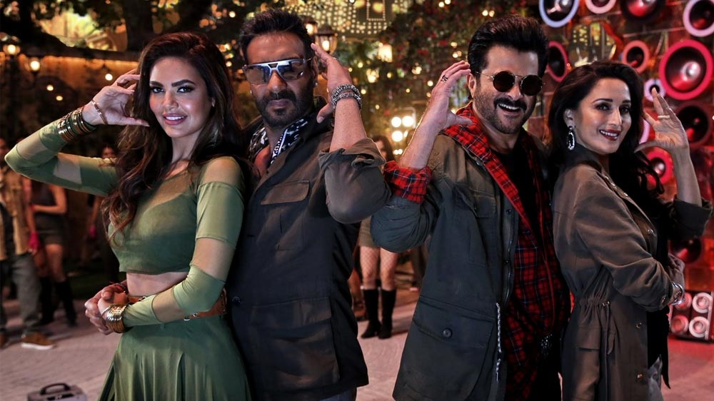 Total Dhamaal  is a waste of resources and a talented cast