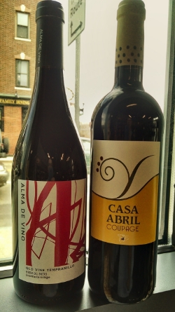 Bonus wine tasting spanish reds social wines a boston wine april cullom where casa abril gets its name is an old friend of john and chris and were thrilled to introduce her wines to boston solutioingenieria Images