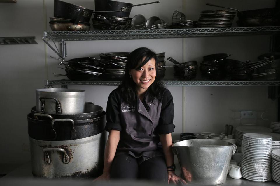 Chef Asia Mei