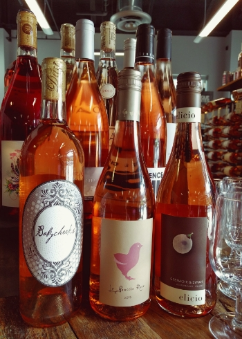 VISIT OUR ONLINE ROSÉ SHOP