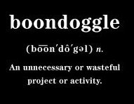 Boondoggle definition