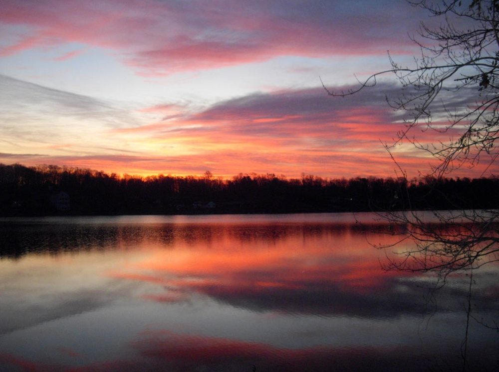 Lake Beseck Sunrise