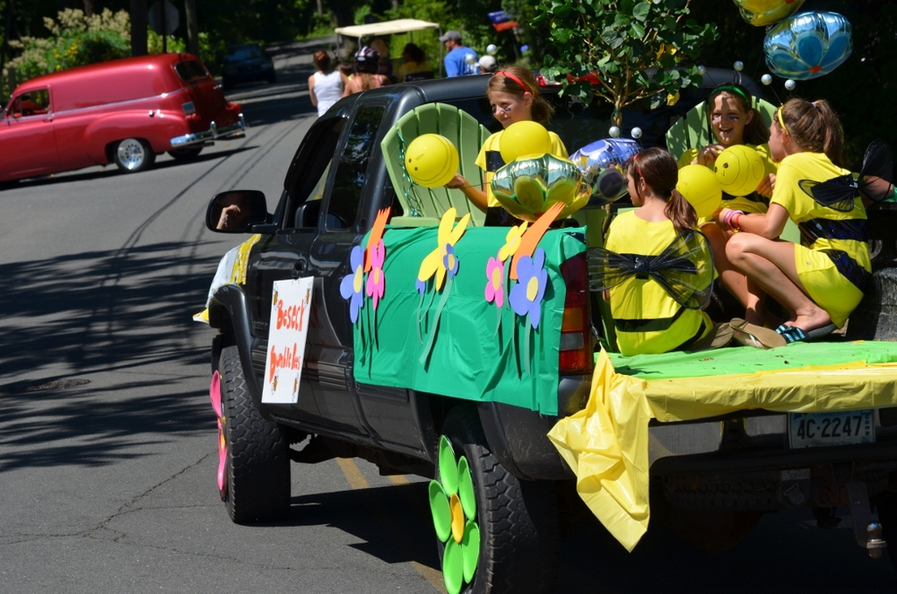 1st place Lake Beseck Parade