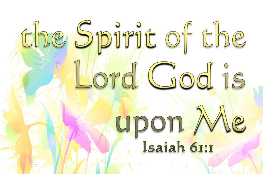 Isaiah 61-1 The Spirit Of The Lord God Is Upon Me gold.jpg