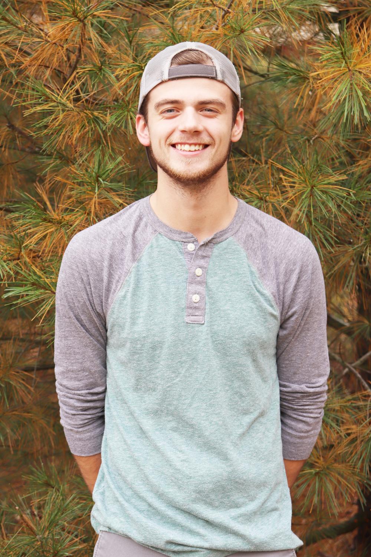 Garet Meyer  Student Ministries Pastoral Intern