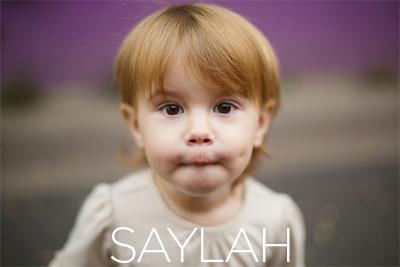 Saylah
