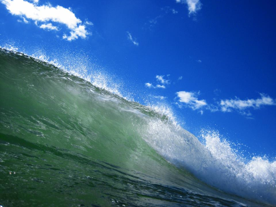 Wave photos by Heidi Record www.surfgypsyphotography.com