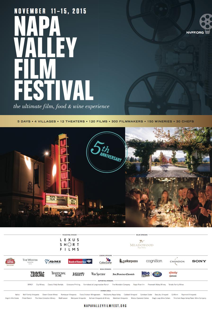 NVFF 2015 Poster